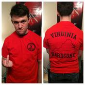 Image of VAHC Red Shirt