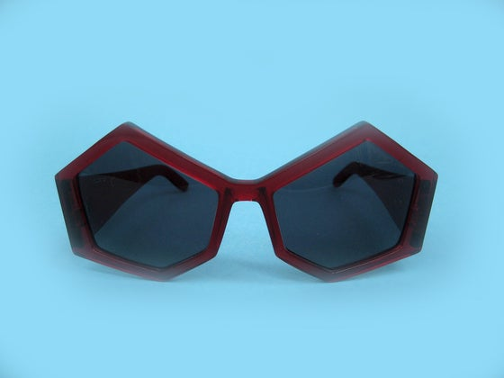Image of RED HEX SPEX