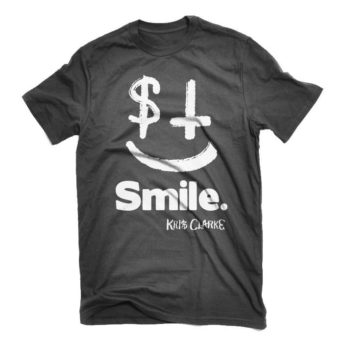 Image of Kris Clarke - Smile Tee