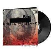 Image of Brad - United We Stand (Razor & Tie Records) Black Vinyl