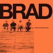 Image of Brad - Welcome to Discovery Park (Razor & Tie Records) CD