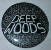 Image of Deep Woods - Logo (Textured) Button