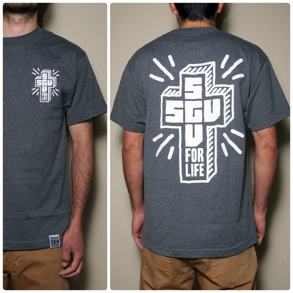 Image of SGV De La Cruz T-shirt