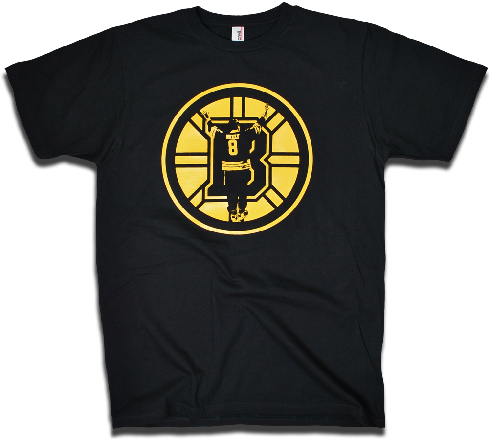 Image of Cam Neely Tribute tee