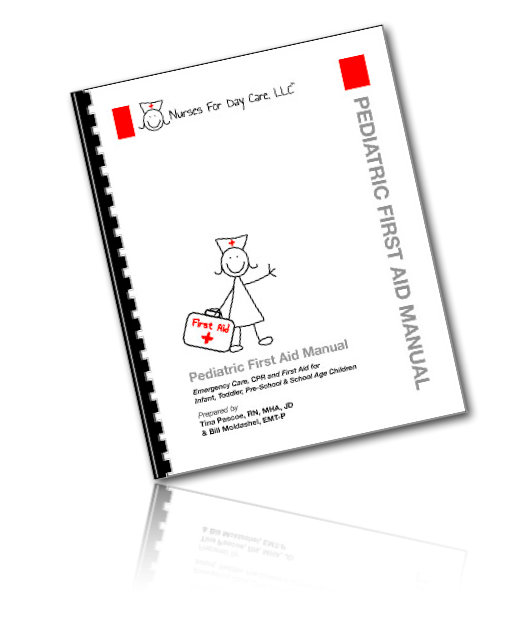 Nurses For Day Care — Pediatric First Aid Manual
