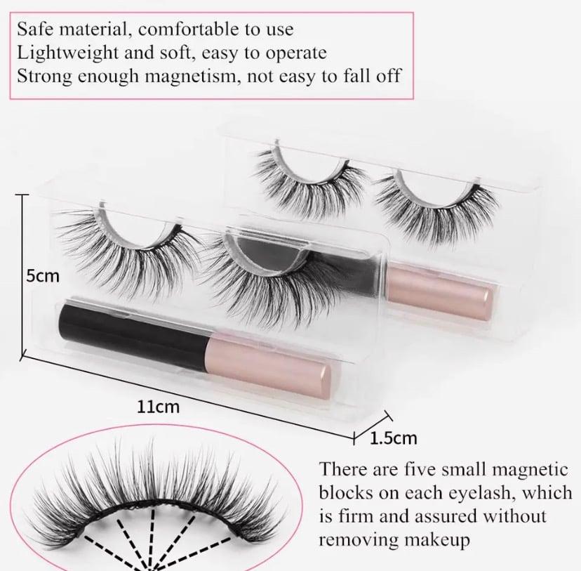 Image of Magnetic Eyelashes