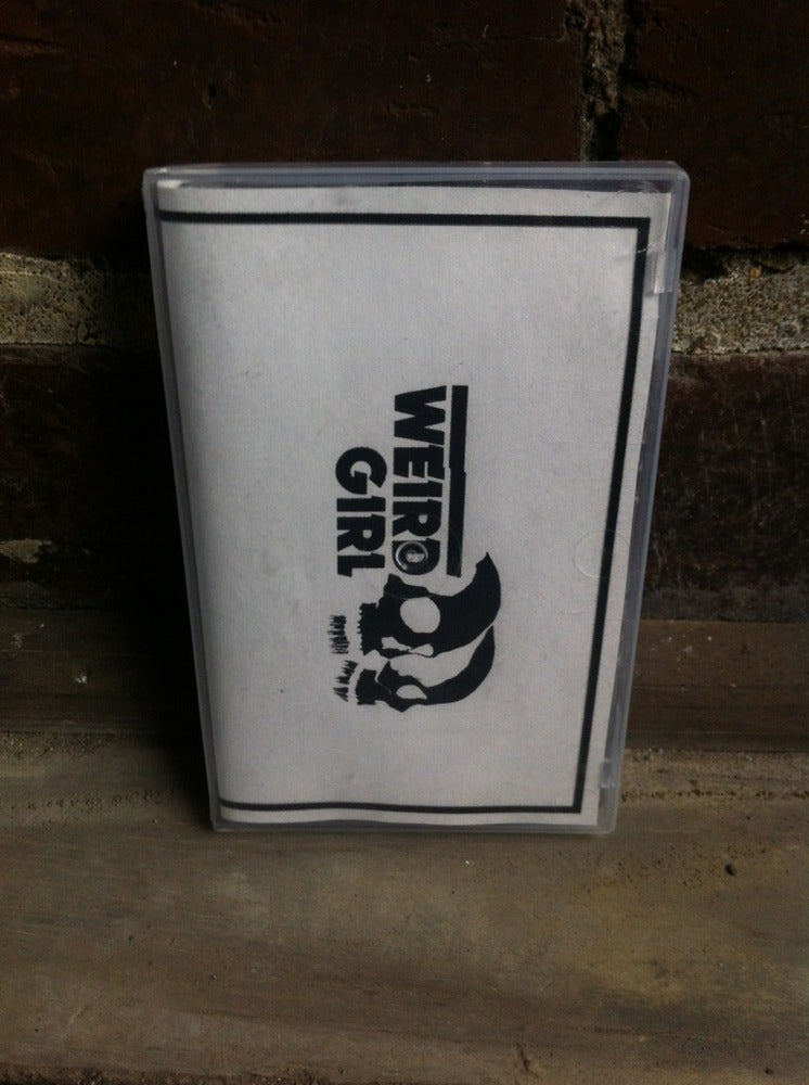 Image of 'The Dunes/Bad Friends' Single Cassette Tape