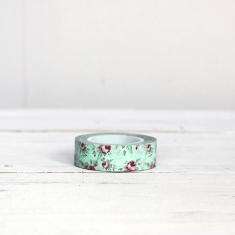 Image of Floral Washi Tape