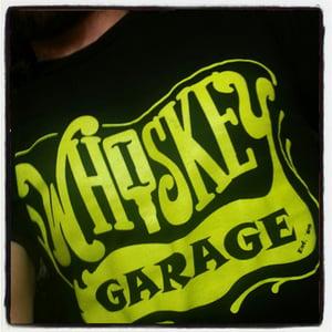 Image of Whiskey Garage 'Old Tyme' T-Shirt