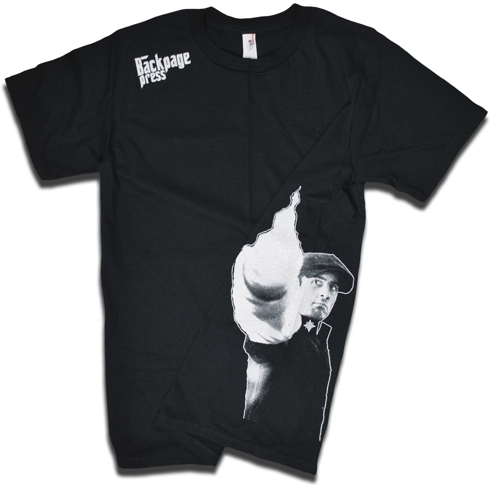 "Image of The Godfather ""Don Vito"" tee"