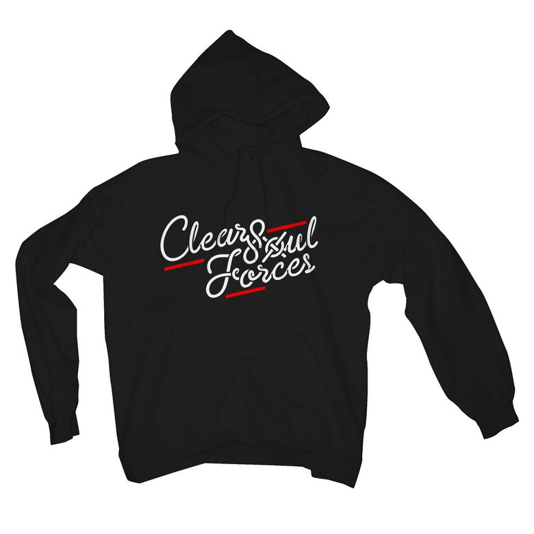 "Image of Clear Soul Forces ""Logo"" Hoodie PRE-ORDER ONLY"