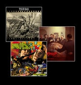 Image of TSUBO / HORROR GOD / RABID DOGS CDs
