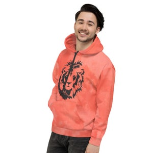 Image of King of The Jungle Unisex Hoodie