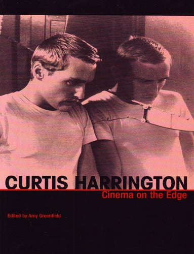 Image of Curtis Harrington: Cinema on the Edge, edited by Amy Greenfield