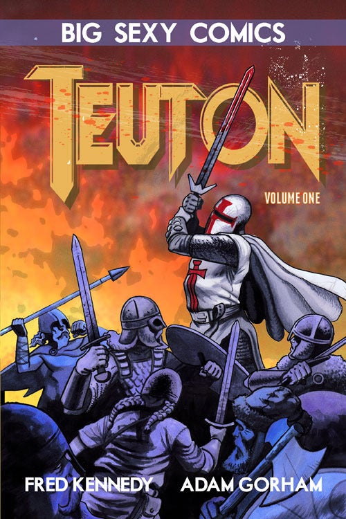 Image of Teuton: Volume One