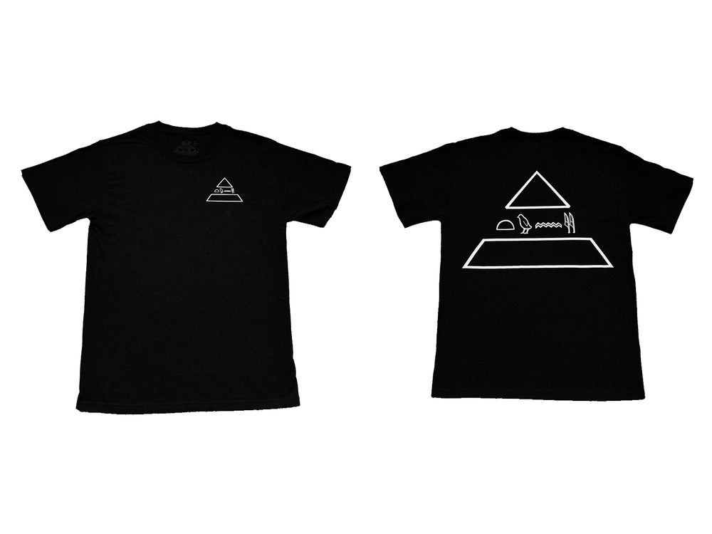 Image of Pyramid Tee [Pre-Order]