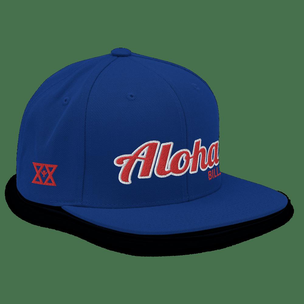 """Aloha """"Bills"""" Snapback"""