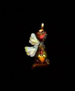 Image of Pendant Angels by Bonnie's Bling