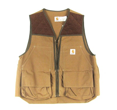 Image of Carhartt Duck Canvas Vest