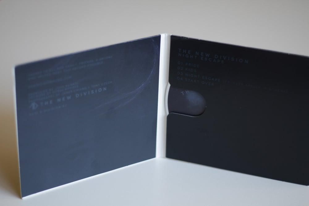 Image of Night Escape EP - CD