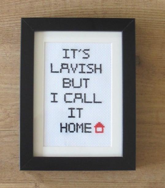 Image of It's Lavish..