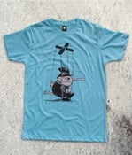 Image of Don't Lose Yourself, Sky blue, Unisex Tee