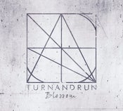 Image of Turn & Run - Blossom (CD Digi pack) END002