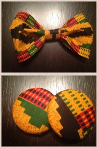 Image of Kente Love  (Each sold separately)