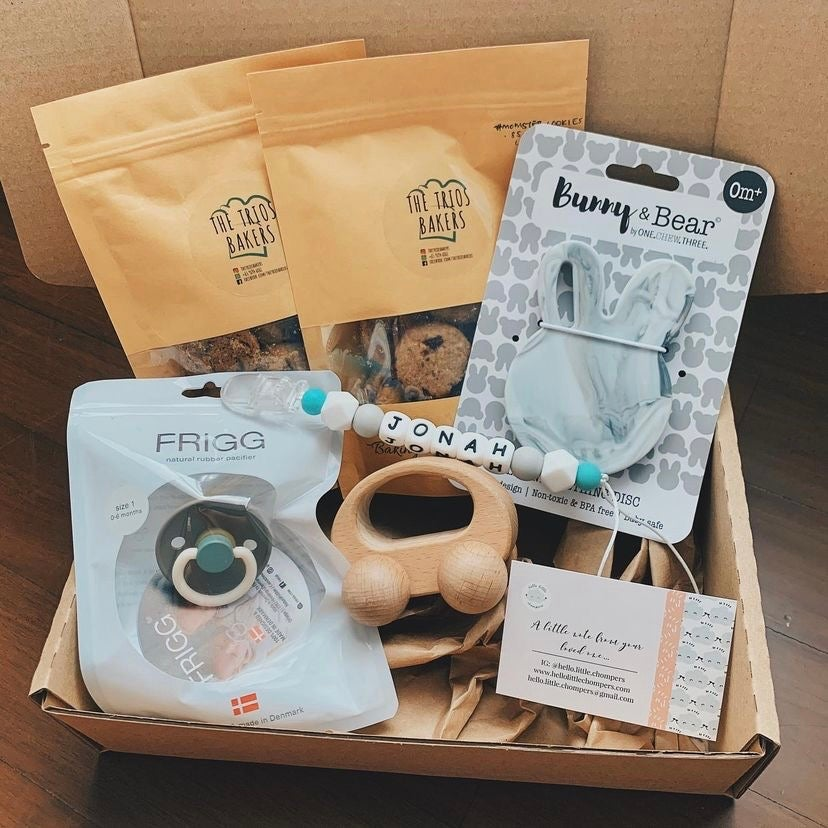 Image of Lactation Cookies Gift Set - The Trios Bakers