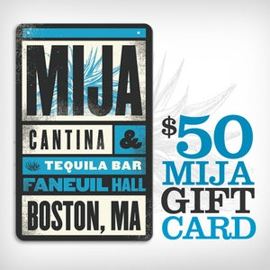 Image of $50.00 Mija Gift Card