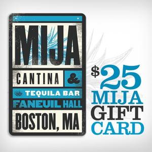 Image of $25.00 Mija Gift Card