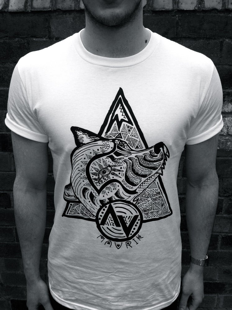 Image of Mavrik Tee (White)