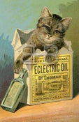 Image of Dr. Thomas' Eclectric Oil - Cat in Bag