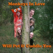 Image of The Monkeys In Love Will Pet & Cuddle You