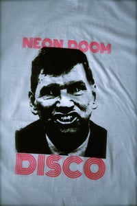 Image of Neon Doom Disco Tee