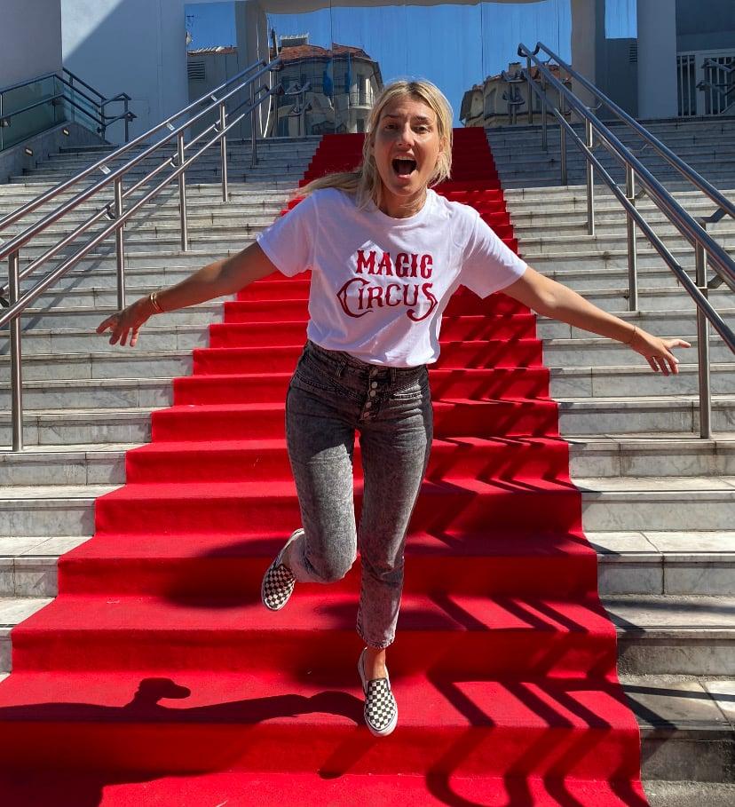 Image of Tee shirt MAGIC CIRCUS Collab Piccadilly Circus