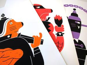 Image of Belgian Brawler Series