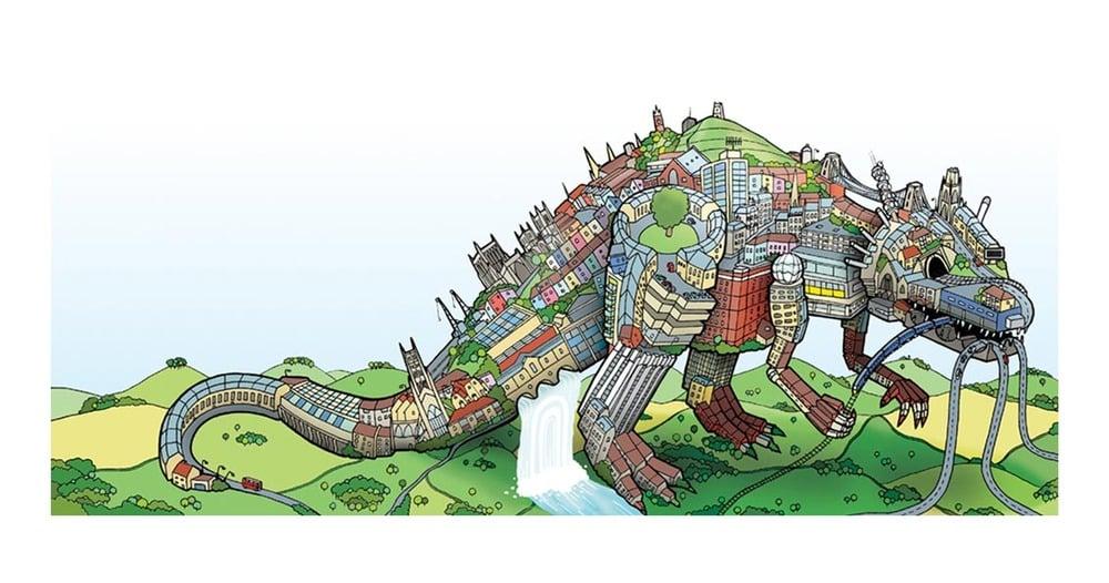 Image of Bristol Dinosaur