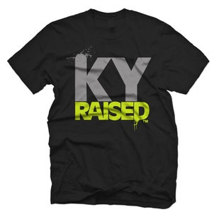 Image of KY Raised in Black, Grey, & Volt