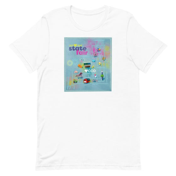 Image of State Fair Map Shirt