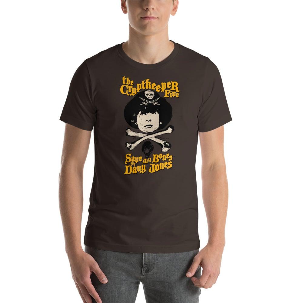 """SAVE MY BONES FOR DAVY JONES"" T-Shirt"