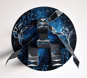 Image of Blue vinyle - SevenBun