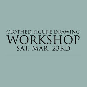 Image of Figure Drawing Workshop