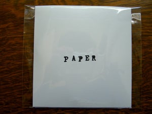 Image of PAPER EP