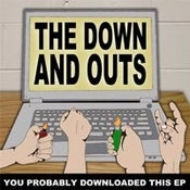 "Image of ""You Probably Downloaded This EP"" CD"