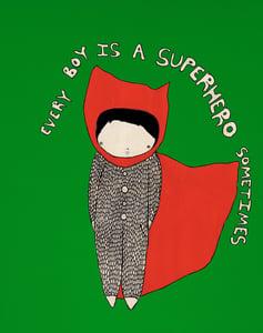 Image de Every boy is a superhero sometimes