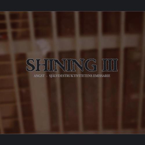 "Image of PRE-ORDER Shining ""III - Angst"" CD"