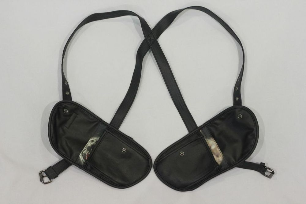 Image of Black Leather Holster