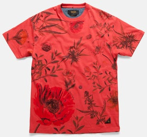 Image of 10Deep Bacchanal Tee (red)