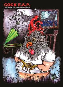 Image of Cock E.S.P. Historia de la Musica Cock CD